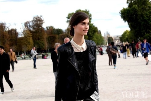 Paris Fashion Week Spring/Summer 2013