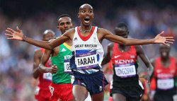 (via Mo Farah voted 2012 European Athlete of the Year)