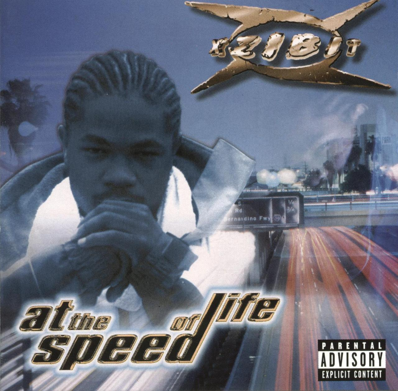 BACK IN THE DAY |10/15/96| Xzibit releases his debut albuvm, At the Speed of Light, on Loud Records.
