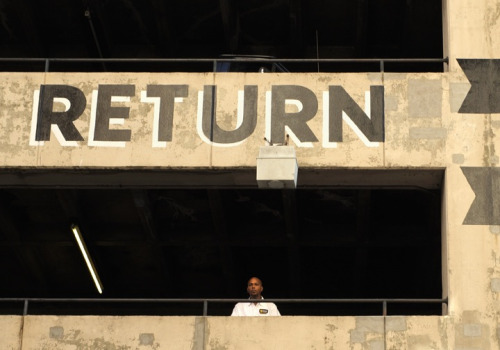 Return, Downtown Brooklyn, NYC