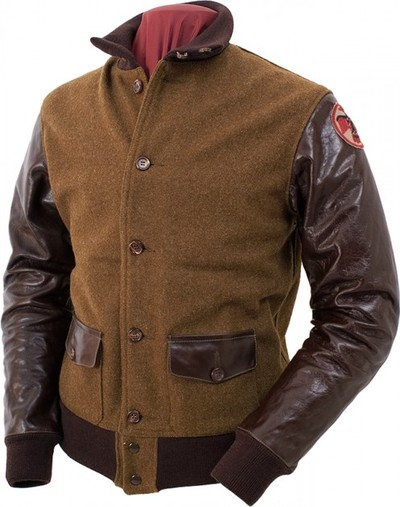 Eastman Leather – Thunderbird Field Jacket – Fall 2012