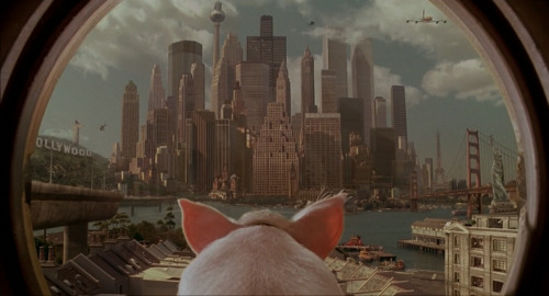 the pig and the city