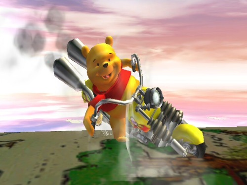rodrigigas:  Winnie the pooh is now a playable character on super smash bros