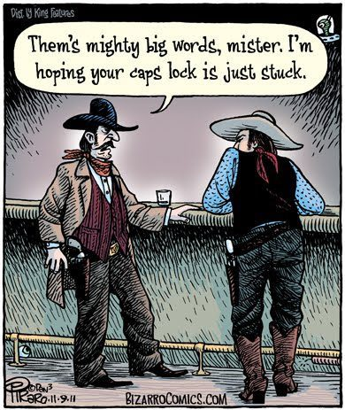 From Bizarro.com