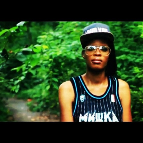"Check Out My New Video ""I'm Dope"" on http://www.youtube.com/NelloLuchi and follow me on twitter @nelloluchi (Taken with Instagram)"