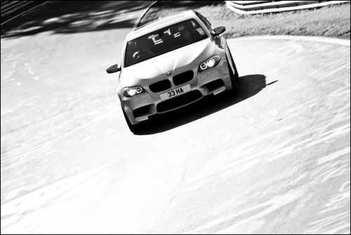 Still king of the ring Starring: BMW M5 (by Mr Squibbs)