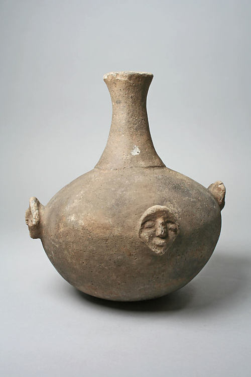 Bottle Mississippian, 11th-14th century The Metropolitan Museum of Art