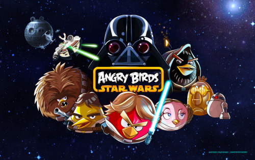 laughingsquid:  Angry Birds Star Wars
