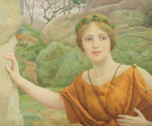 The Nymph, Thomas Cooper Gotch