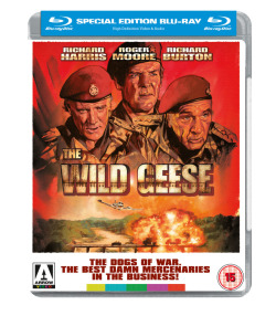 arrowvideo:  ARROW VIDEO'S THE WILD GEESE RELEASE IS OUT NOW!