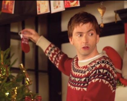 Scene from Nativity 2 via DavidTennantOnTwitter