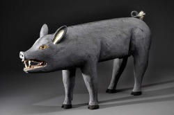 Javelina by Leroy Archuleta. Found here.