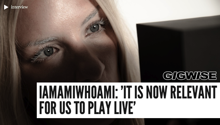 Michael Baggs interviews Jonna Lee on the iamamiwhoami project for Gigwise. Read here