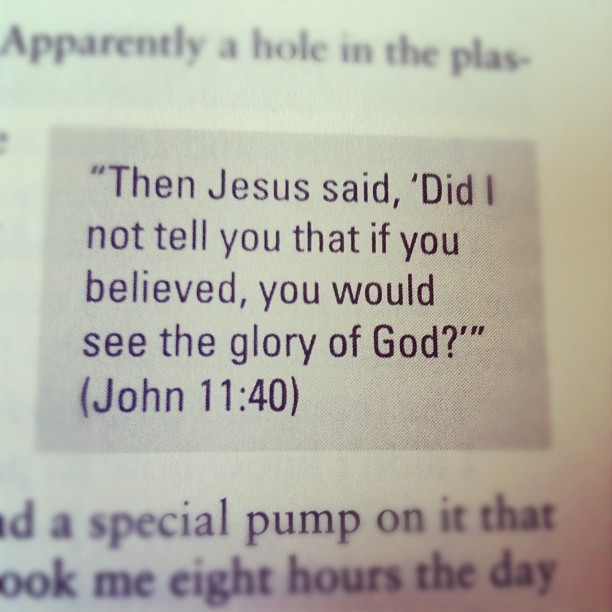 Jesus doesn't ask something impossible to do  #faith #christian #Jesus (Taken with Instagram)