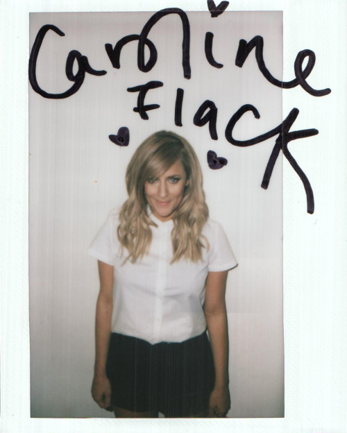 xfactorstyle:  How nice did Caroline look last night!!