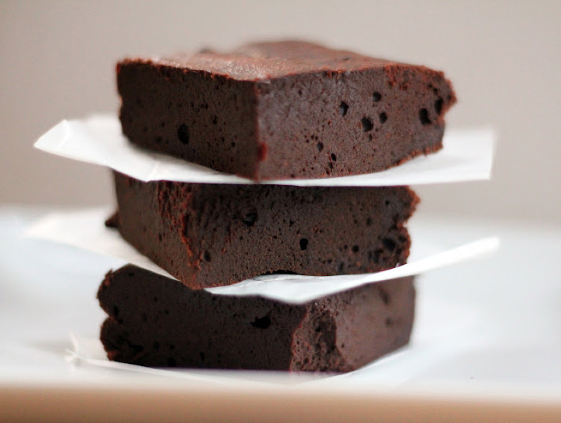 velvet brownies