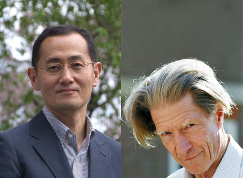 Your 2012 Nobel Prize in medicine winners for stem cell research.