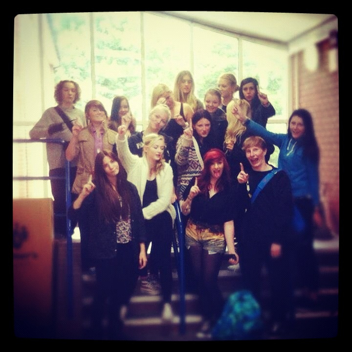 My beautiful Btecs