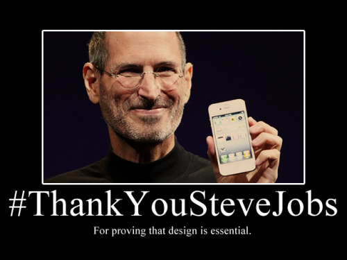 justbeingseriouslysocial:  potentiallyawesomehashtags:  #ThankYouSteveJobs /via  If you want to make yourself sure that Steve Jobs still getting #ThankYouSteveJobs tweets make sure you check it out this hash-tag.