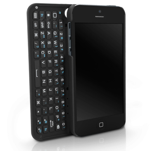 nevver:  iPhone 5 Keyboard Case