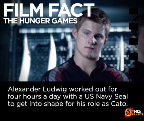 The Hunger Games Film Fact #8