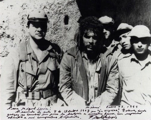 "Today marks the 45th anniversary since Ernesto ""Che"" Guevara was captured in Bolivia. (""Do not shoot! I am Che Guevara and I am worth more to you alive than dead."") He would be executed the following day. Guevara pretty much personified the line by Harvey Dent in the movie The Dark Knight, ""You either die the hero, or live long enough to see yourself become the villain."" He rose to prominence as a revolutionary against a brutal, vicious regime, and ended up being nearly as brutal as the same regime he rebelled against. A real life Two Face indeed."