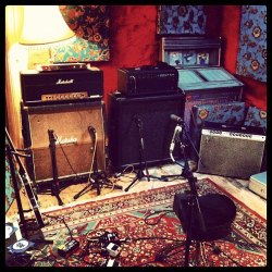 Inside craig's house of riffs
