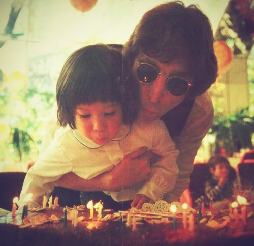 Happy Birthday John and Sean Lennon – View on Path.