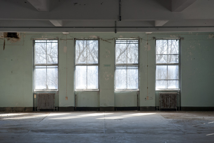 Windows, Sanitorium, CT, 2007