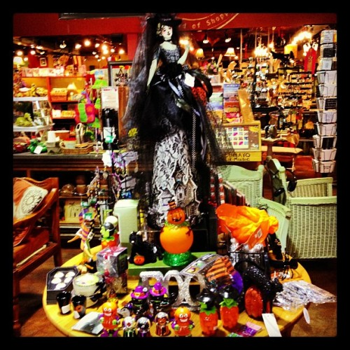 Ready for Halloween? #pangaeaoutpost #pacificbeach  (Taken with Instagram at Pangea Outpost)
