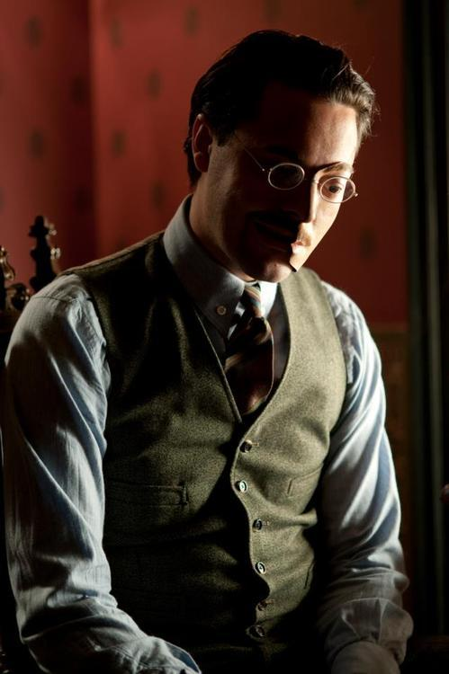 My favorite character on Boardwalk Empire. I feel for him every time hes on the screen.