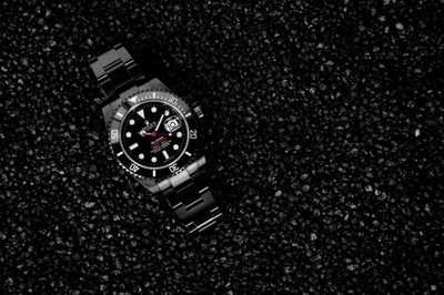 Blaken x Rolex – Submariner Date Single Red