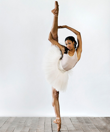 fuckyesballet:  d-a-n-c-e-b-l-o-g: Adji Cissoko- The National Ballet of Canada