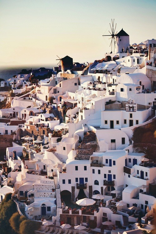 rejoiceful:  Santorini, Greece