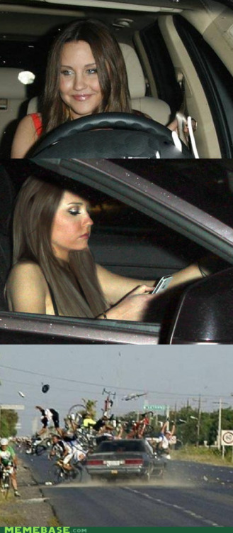 memehumor:  Amanda Bynes Got Her License Backhttp://memehumor.tumblr.com