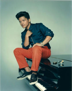 Happy Birthday to an MC favorite artist, Bruno Mars!