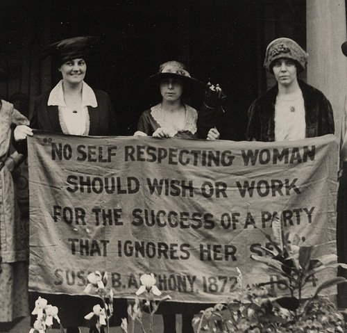 thehonestyofdeath:  buffleheadcabin:  Susan B. Anthony (1872)  we're still having problems with this 140 years later….cool.