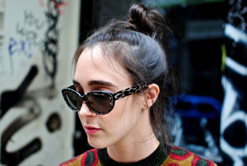 thefader:  ON THE STREET   Damn Rachel reppin