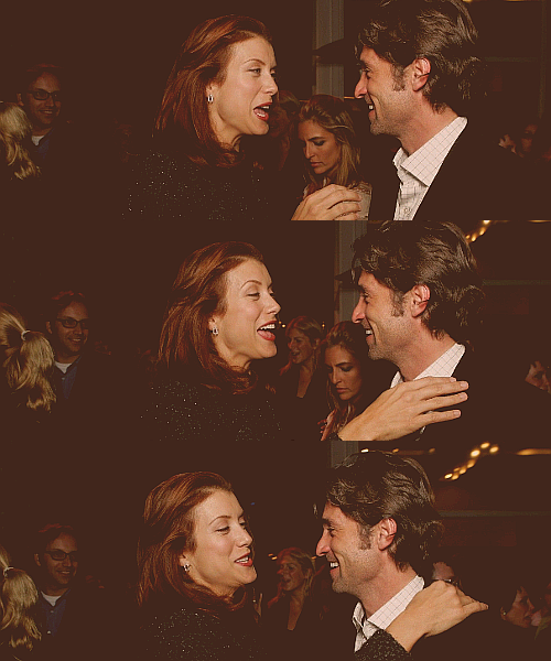 Patrick Dempsey x Kate Walsh Louis Vuitton Salutes GQ Magazine's Men of LA[2005]