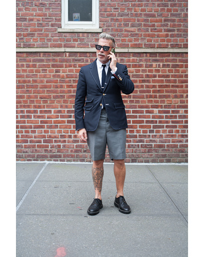 Wooster. Street Style: New York City