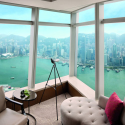 theblackworkshop:  The Ritz-Carlton @ Hong Kong