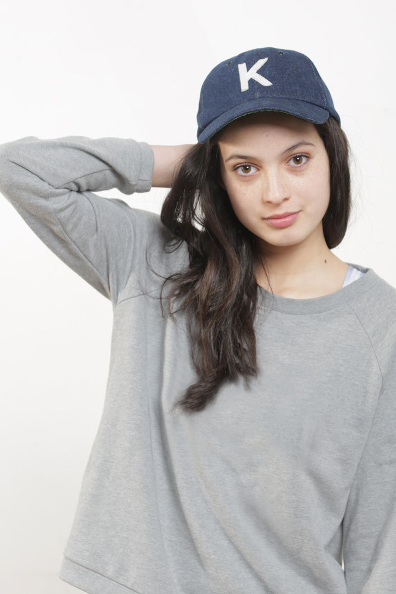 Olivia Lefebre in my Katherine is Awesome x Little Brother Cap.