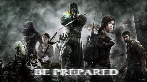 Be Prepared | Wallpaper by rymae