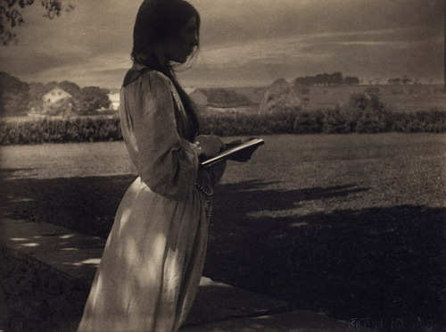 The Sketch, Gertrude Käsebier, 1903