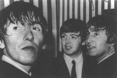 thebeatlesordie:  sweaty beatles are always good beatles