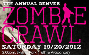 7th Annual Denver Zombie Crawl