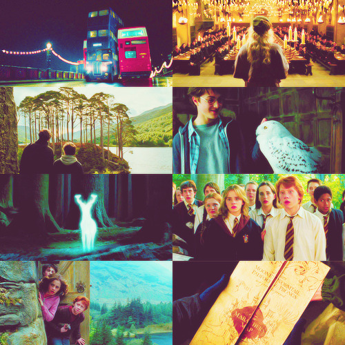 my-won-won:  Harry Potter Screencaps - The Prisoner of Azkaban