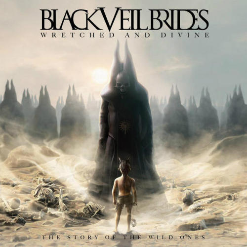 bandtalk:  Black Veil Brides new album, Wretched & Divine, will be available for pre order October 31st 2012 worldwide.