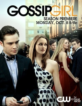 I am watching Gossip Girl                                                  2992 others are also watching                       Gossip Girl on GetGlue.com