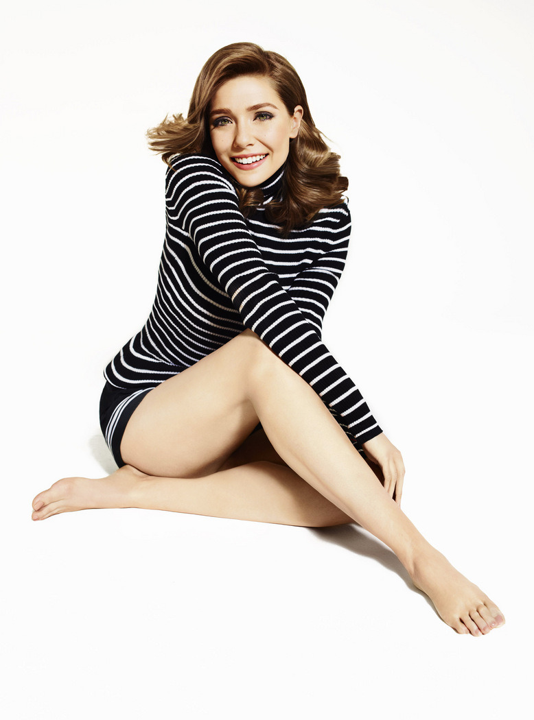 Elizabeth Olsen - Vanity Fair by Miguel Reveriego, October 2011